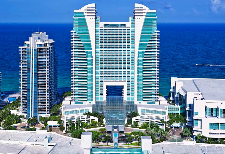 The diplomat beach resort and howard wein hospitality for Design hotel hollywood florida