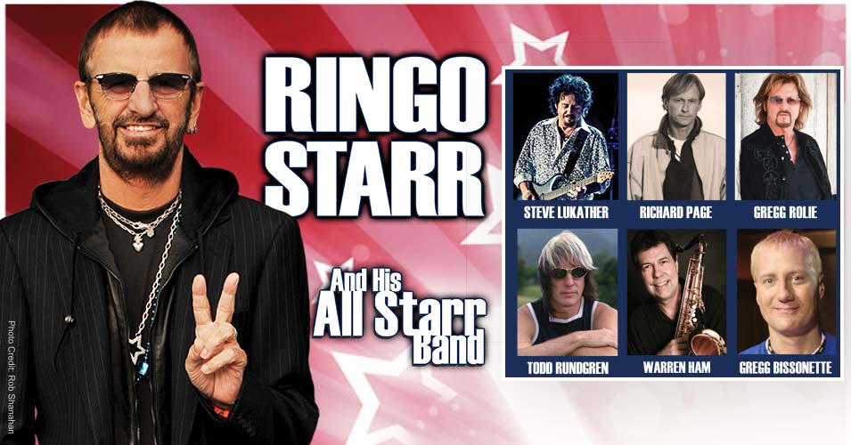 Ringo Starr And His All Starr Band Announce Tour Dates For ...