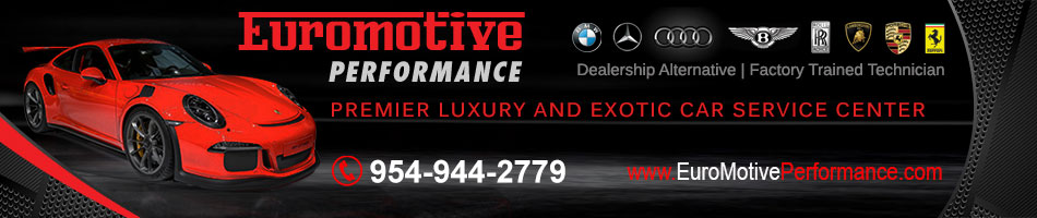 premier luxury and exotic car service center