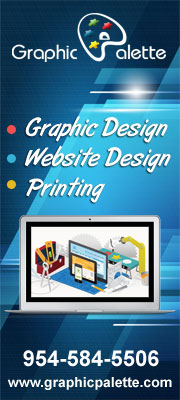 Fort Lauderdale custom website design and graphic design