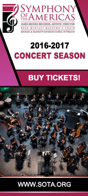 Symphony of the Americas Concert Season 2015-2016