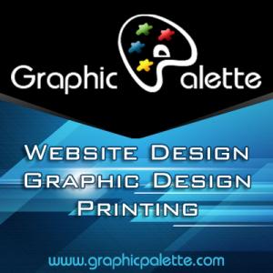 Graphic Palette - Graphic & Website Design