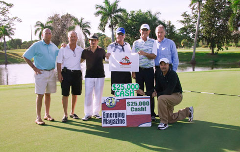 25000-winner Hole-In-One Benefits the Animals