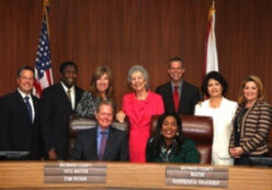 Broward Selects New Mayor and Vice Mayor