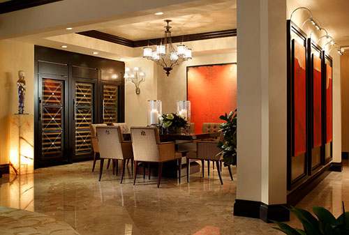 Store wines properly for Steven g interior designs