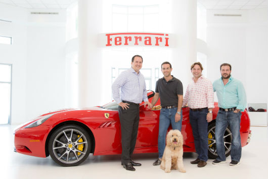 ferrari maserati of fort lauderdale for the fast and furriest. Cars Review. Best American Auto & Cars Review