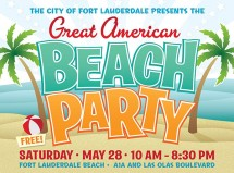 great american beach party 2016