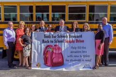Annual Tools for Schools Back to School Supply Drive