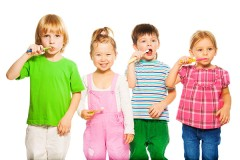 Back to School Tips for Getting Kids to Brush Regularly