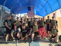 Support Veterans by Joining the EOD 131WOD CROSSFIT Movement this Fall