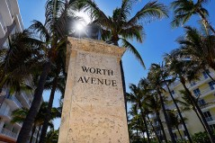 "Worth Avenue presents their ""Worth the Drive Campaign,"" making it easy to Eat, Shop, Feel Beautiful and Stay in Palm Beach!"