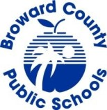BROWARD SCHOOLS logo