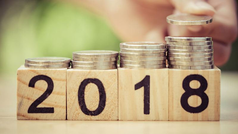 2018 financial resolution
