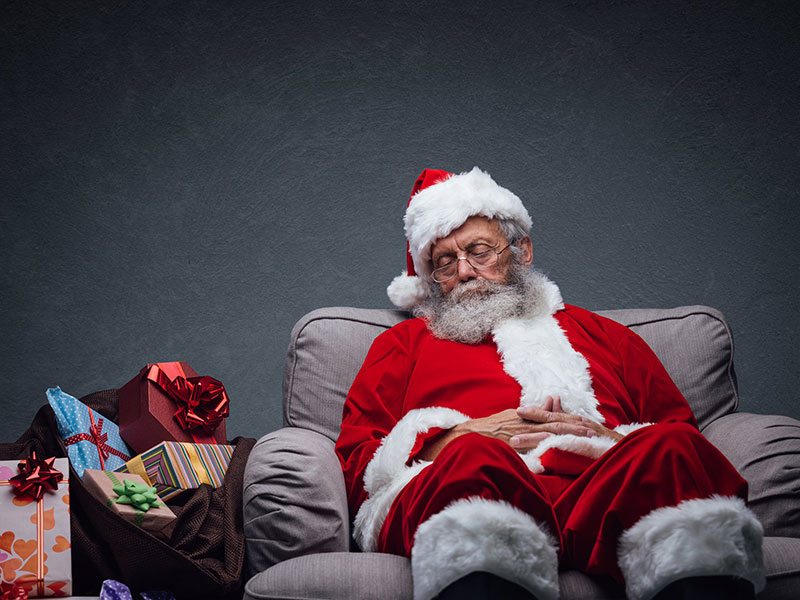 4 Ways To Beat Holiday Stress