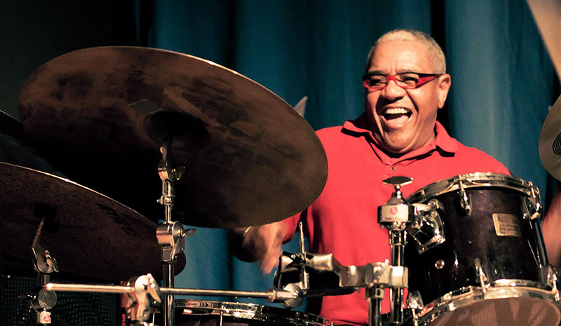 Bailey Hall: Afro-Cuban drumming legend Ignacio Berroa with his trio May 19