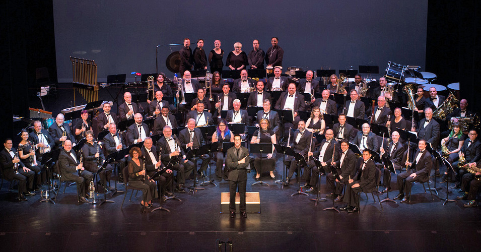 SOUTH FLORIDA PRIDE WIND ENSEMBLE: ON BROADWAY!