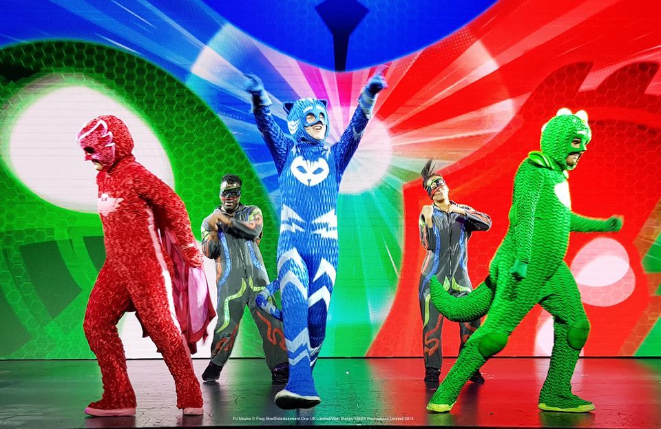 Broward Center: PJ MASKS LIVE! SAVE THE DAY May 18