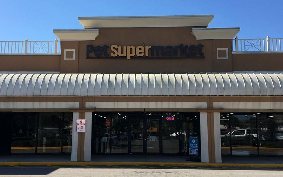 Pet Supermarket to Bring Self-Serve Dog Washes and Premium Pet Supplies to Tamarac