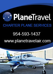 CHARTER PLANE SERVICES FROM FLORIDA TO THE BAHAMAS