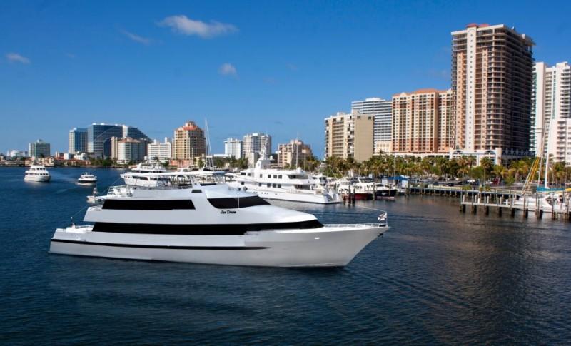 Fort Lauderdale Sun Dream Yacht Charters