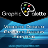Graphic Palette - Graphic & Website Design