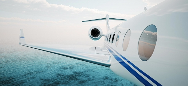 Plane Charter Services from Fort Lauderdale to the Caribbean.