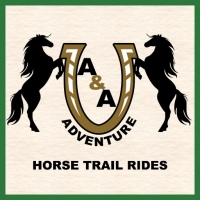 A&A Adventure Horseback Trail Rides into South Florida