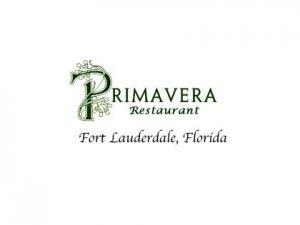 Primavera Restaurant Logo