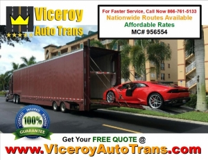 Nationwide Auto Transportation - Viceroy