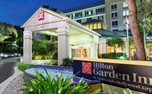 Hilton Garden Inn Ft Lauderdale Airport-Cruise Port
