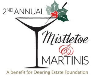 MISTLETOE & MARTINIS