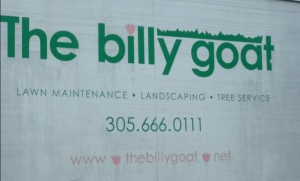 The Billy Goat - ContactWall