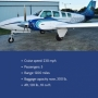 Private Plane & Air Cargo Charters services