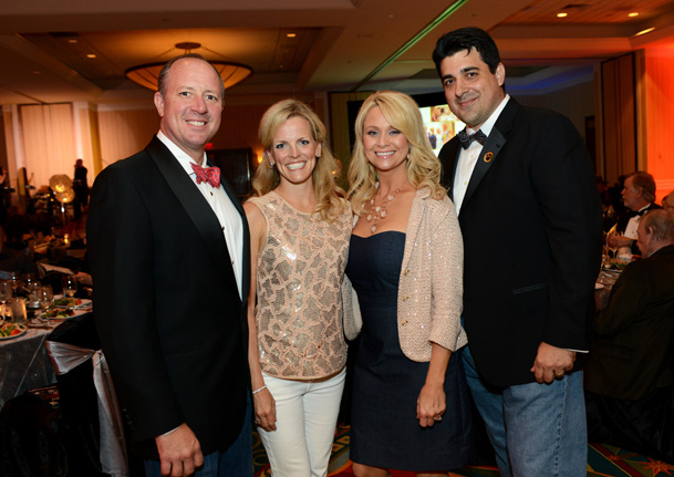 Humane Society Doggie Ball Rolls Out The Red Carpet