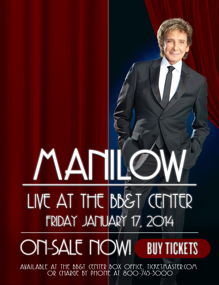 on sale Manilow