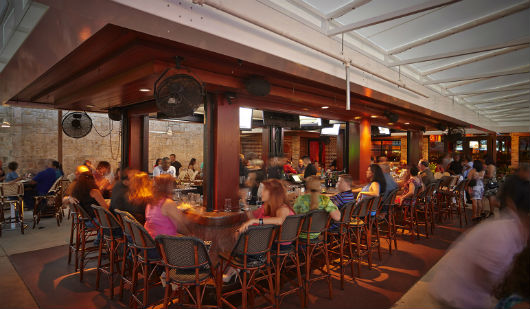 Brimstone Woodfire Grill Announces Newly Renovated Outdoor