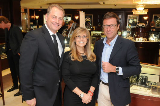 Weston Jewelers Hosted a Fabulous Vip Bulgari Octo Trunk ...