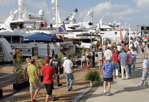 Boat Show Fort Lauderdale
