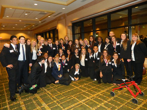 Broward Students Excel at HOSA State Competition