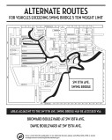 SW 11th Avenue Swing Bridge Advisory