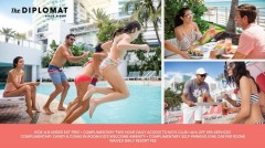 Get Excited with The Diplomat's Fun & Sun FL & GA Resident Plus Package