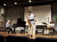 Jazz Scholarship Competition on April 20