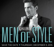Annual Men of Style Shopping Night